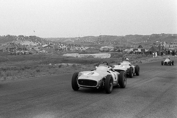 Motorsport「Juan Manuel Fangio, Stirling Moss, Grand Prix Of The Netherlands」:写真・画像(18)[壁紙.com]