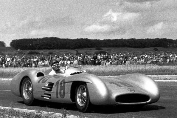 Grand Prix Motor Racing「Juan Manuel Fangio, Grand Prix Of France」:写真・画像(18)[壁紙.com]