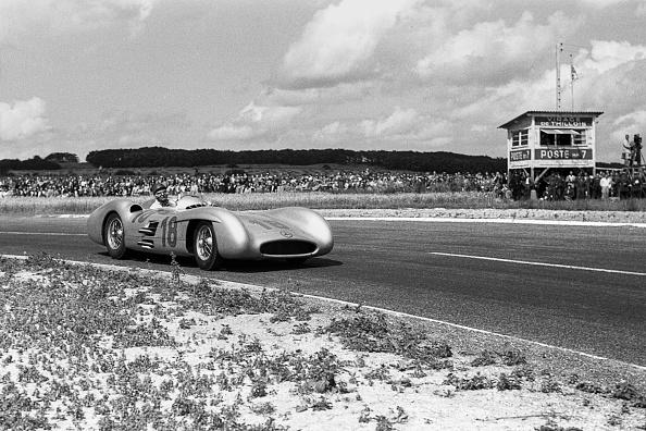 Mercedes-Benz「Juan Manuel Fangio, Grand Prix Of France」:写真・画像(19)[壁紙.com]