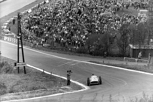 Spa「Juan Manuel Fangio, Grand Prix Of Belgium」:写真・画像(17)[壁紙.com]