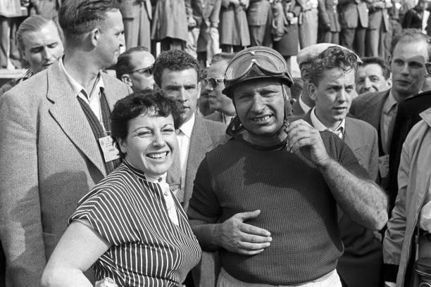 Juan Manuel Fangio, Beba Berruet, Grand Prix Of The Netherlands:ニュース(壁紙.com)