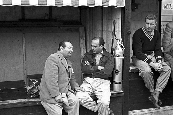 Sports Track「Juan Manuel Fangio, Grand Prix Of Belgium」:写真・画像(18)[壁紙.com]