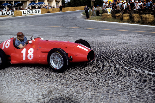 Grand Prix Motor Racing「Juan Manuel Fangio, Grand Prix Of France」:写真・画像(17)[壁紙.com]