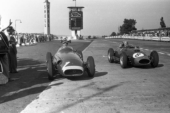 ドイツ「Juan Manuel Fangio, Mike Hawthorn, Grand Prix Of Germany」:写真・画像(18)[壁紙.com]