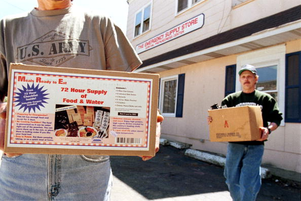 Ready-To-Eat「SURVIVAL PREPAREDNESS CENTER CLOSES DUE TO NO DISASTERS」:写真・画像(15)[壁紙.com]
