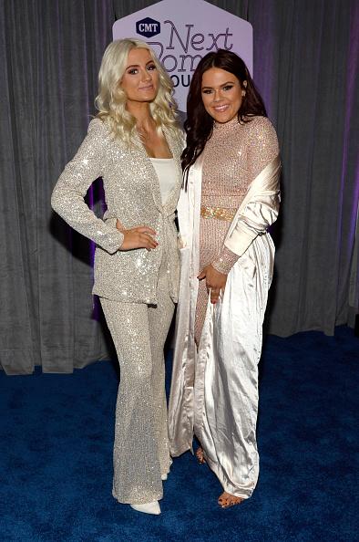 Beige Dress「2019 CMT Next Women Of Country Celebration」:写真・画像(9)[壁紙.com]