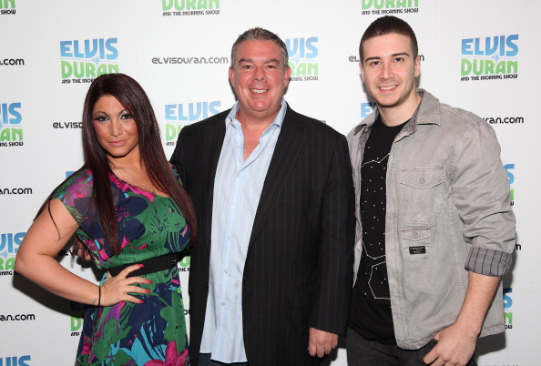 テレビ「The 'Jersey Shore' Cast Visits 'The Elvis Duran Z100 Morning Show'」:写真・画像(2)[壁紙.com]