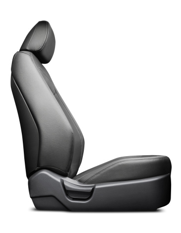 Vehicle Part「Vehicle Seat - Isolated w/ Path」:スマホ壁紙(6)