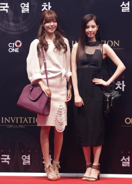 スヨン「'Snowpiercer' South Korean Premiere - Arrivals」:写真・画像(16)[壁紙.com]