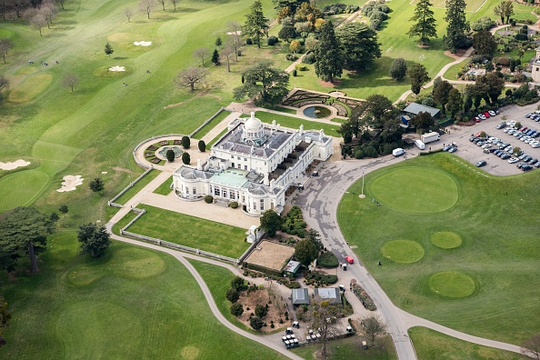 Golf Club「Stoke Park」:写真・画像(0)[壁紙.com]