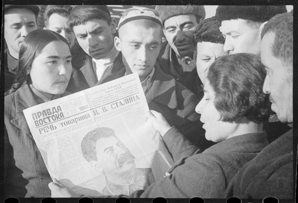 Uzbekistan「Elections To The Supreme Soviet」:写真・画像(10)[壁紙.com]