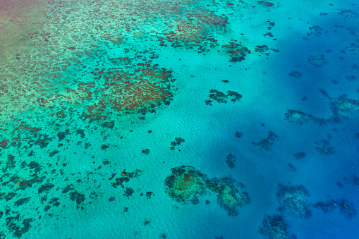 The Nature Conservancy「Aerial photography of the Great Barrier Reef」:スマホ壁紙(3)