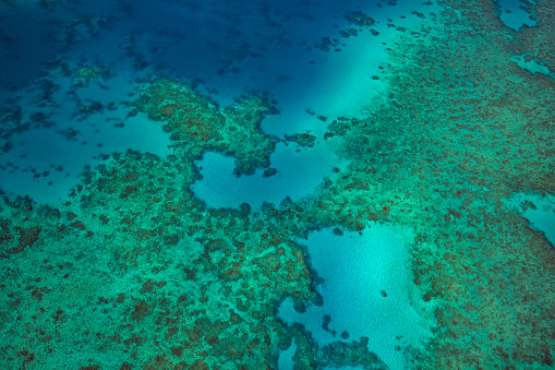 The Nature Conservancy「Aerial photography of the Great Barrier Reef」:スマホ壁紙(12)