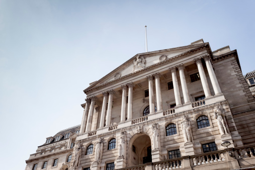 Banking「The Bank of England in London」:スマホ壁紙(12)