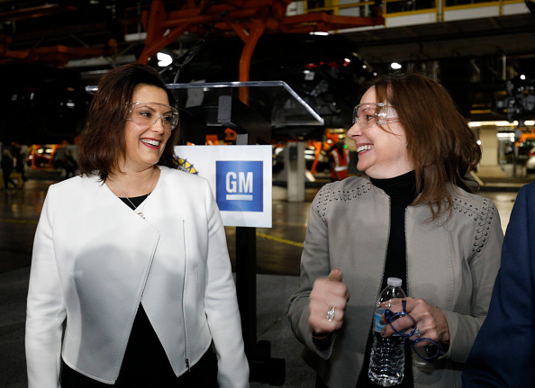 交通輸送「General Motors Announces Major Investment At The Lake Orion, Michigan Assembly Plant」:写真・画像(10)[壁紙.com]