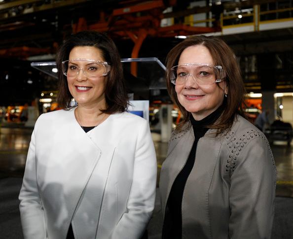 交通輸送「General Motors Announces Major Investment At The Lake Orion, Michigan Assembly Plant」:写真・画像(9)[壁紙.com]
