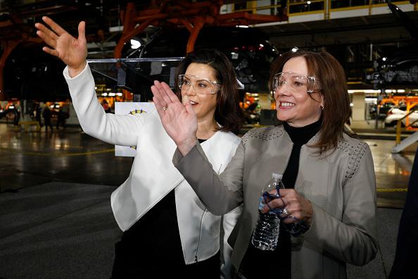 交通輸送「General Motors Announces Major Investment At The Lake Orion, Michigan Assembly Plant」:写真・画像(8)[壁紙.com]