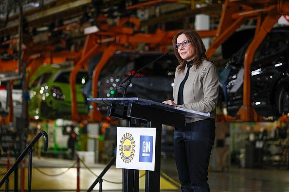 科学技術「General Motors Announces Major Investment At The Lake Orion, Michigan Assembly Plant」:写真・画像(18)[壁紙.com]