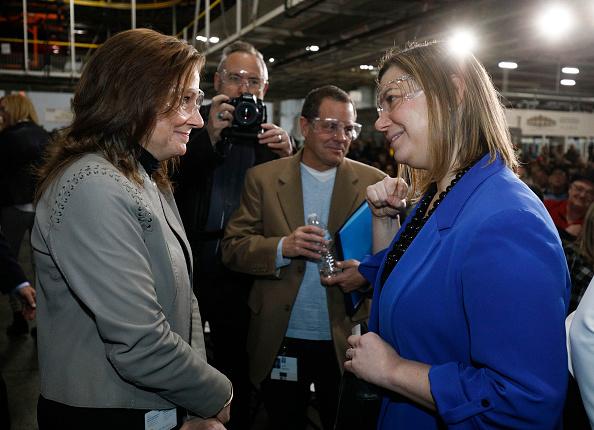 交通輸送「General Motors Announces Major Investment At The Lake Orion, Michigan Assembly Plant」:写真・画像(4)[壁紙.com]