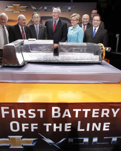 Lithium「GM Battery Begins Assembly Of Electric Battery For Its Volt Car」:写真・画像(3)[壁紙.com]
