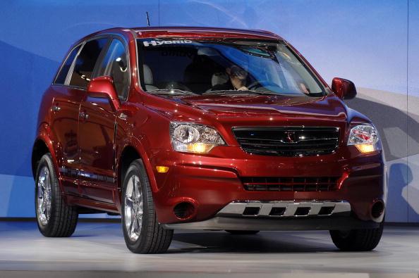 Power Supply「Detroit Auto Show Previews Newest Car Models」:写真・画像(5)[壁紙.com]