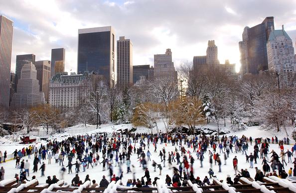 雪「New York Gets White Christmas」:写真・画像(18)[壁紙.com]