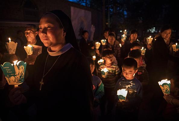 Politics「Chinese Christians Mark Holy Week」:写真・画像(6)[壁紙.com]
