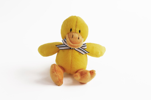 Bird「Cuddly toy duck」:スマホ壁紙(15)