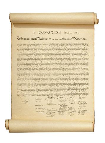 Fourth of July「Declaration of Independence」:スマホ壁紙(7)
