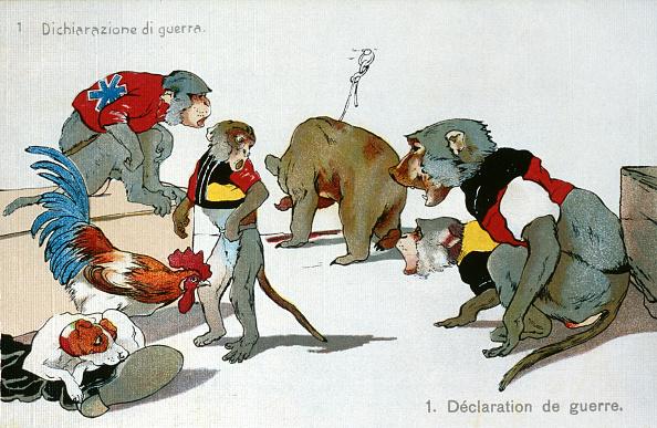 Patriotism「The War Of Animals 1」:写真・画像(10)[壁紙.com]