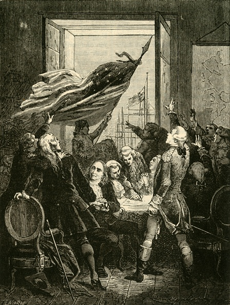 Colonial Style「Declaration Of The Independence Of The United States」:写真・画像(14)[壁紙.com]
