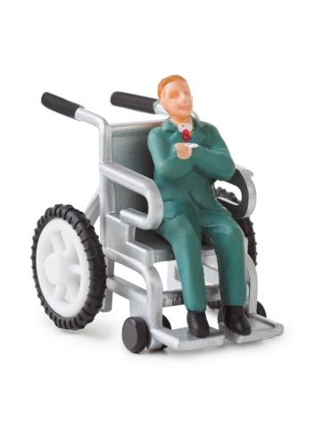 Physical Disability「Toy wheelchair」:スマホ壁紙(18)