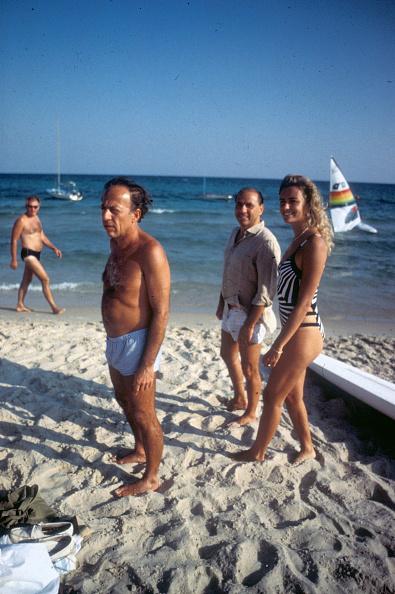 アーカイブ画像「Fedele Confalonieri Silvio Berlusconi Licia Colo Hammamet 1984」:写真・画像(2)[壁紙.com]