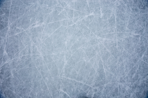Ice-skating「Ice floor with scratches from hockey and skating」:スマホ壁紙(13)