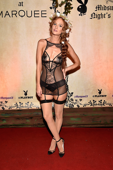 服装「Playboy Midsummer Night's Dream At Marquee Nightclub In The Cosmopolitan Las Vegas」:写真・画像(18)[壁紙.com]