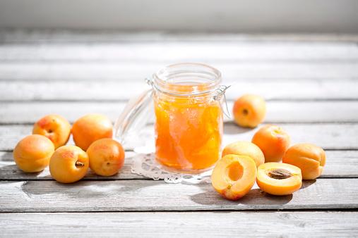 Preserves「Apricot jam and apricots, Prunus Armeniaca」:スマホ壁紙(8)