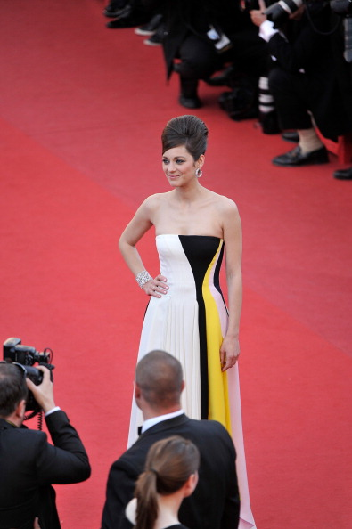 Strapless Evening Gown「'Blood Ties' Premiere - The 66th Annual Cannes Film Festival」:写真・画像(12)[壁紙.com]