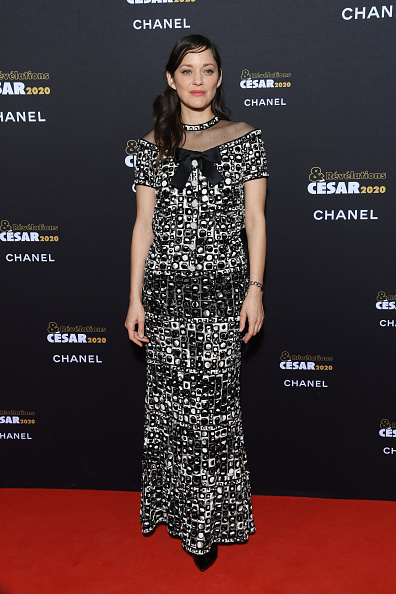"Marion Cotillard「""Cesar - Revelations 2020"" Photocall At Petit Palais In Paris」:写真・画像(5)[壁紙.com]"
