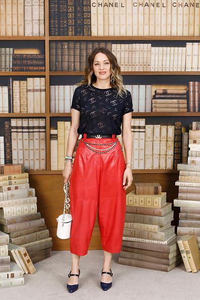 Marion Cotillard「Chanel : Photocall - Paris Fashion Week - Haute Couture Fall Winter 2020」:写真・画像(1)[壁紙.com]