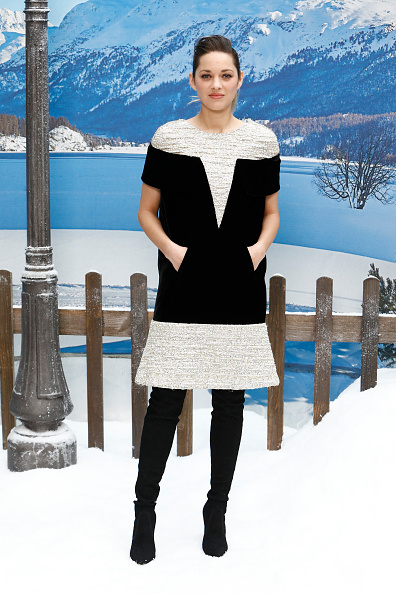 Marion Cotillard「Chanel : Photocall- Paris Fashion Week Womenswear Fall/Winter 2019/2020」:写真・画像(9)[壁紙.com]