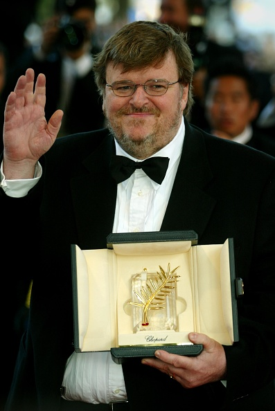 "Palais des Festivals et des Congres「Re-screening Of Michael Moore's Winning Film ""Farenheight 911""」:写真・画像(18)[壁紙.com]"