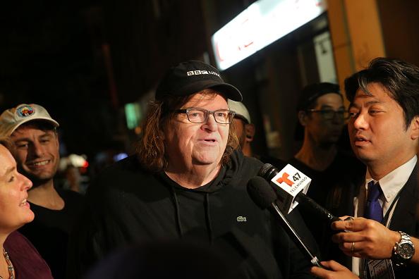 "Director「""Michael Moore In TrumpLand"" New York City Premiere」:写真・画像(12)[壁紙.com]"