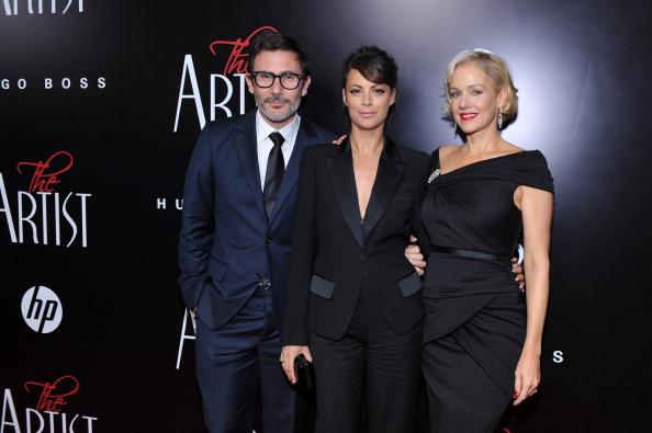 "Paris Theater - Manhattan「""The Artist"" New York Premiere」:写真・画像(3)[壁紙.com]"