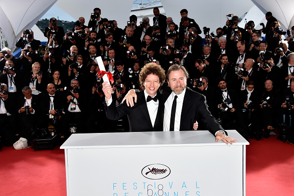 Best Screenplay Award「Palm D'Or Winners Photocall - The 68th Annual Cannes Film Festival」:写真・画像(3)[壁紙.com]