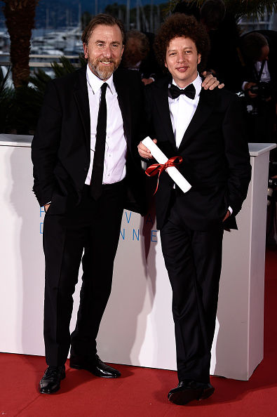 Best Screenplay Award「Palm D'Or Winners Photocall - The 68th Annual Cannes Film Festival」:写真・画像(9)[壁紙.com]