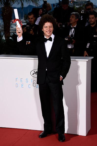 Best Screenplay Award「Palm D'Or Winners Photocall - The 68th Annual Cannes Film Festival」:写真・画像(1)[壁紙.com]