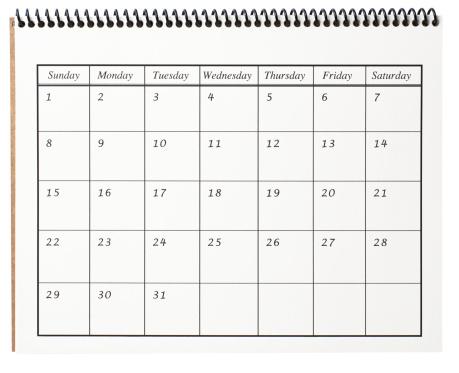 カレンダー「Calendar」:スマホ壁紙(13)