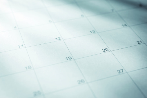 Deadline「Calendar」:スマホ壁紙(11)