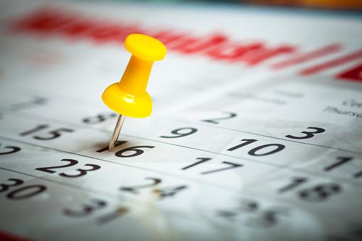 Waiting「Calendar」:スマホ壁紙(1)