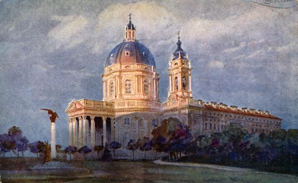 バシリカ「Turin, Italy: Basilica di Superga」:写真・画像(16)[壁紙.com]